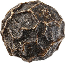 Close up of Peppercorn (Image via Wikipedia)